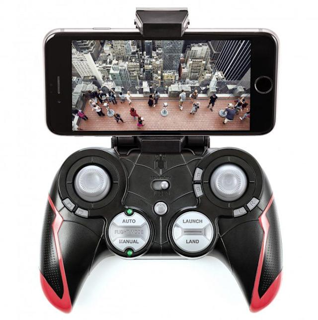 Controller for the video drone (Photo: Skyrocket)
