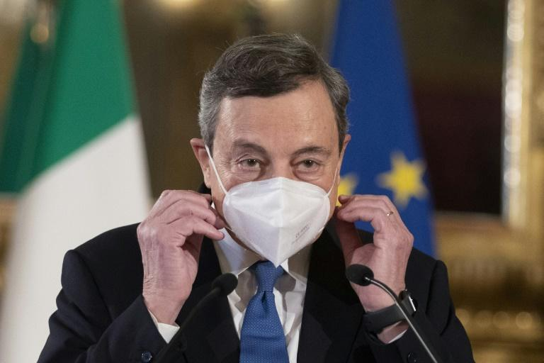 Analysts say Draghi's international stature could help Italy