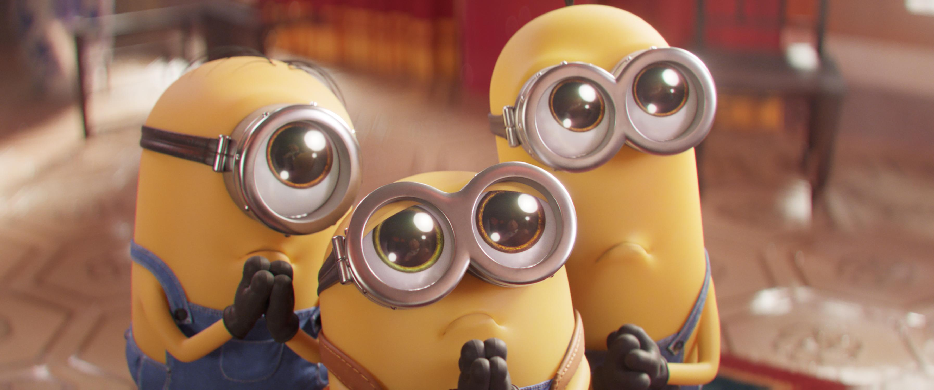 A still from <i>Minions 2: The Rise of Gru</i>. (Illumination/Universal Pictures)