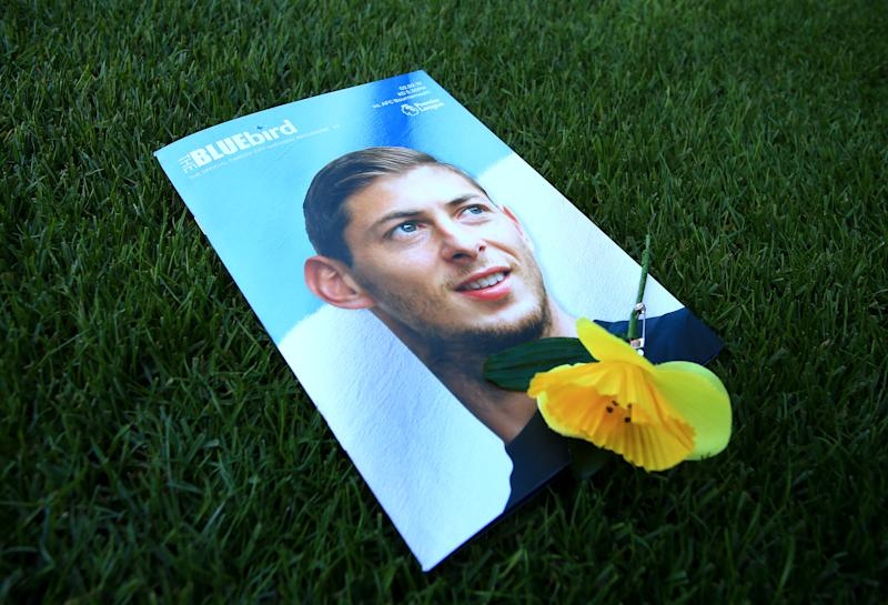 Search team takes Emiliano Sala plane wreckage body to mainland