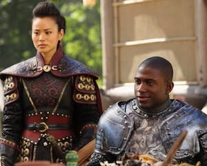 Once Upon a Time: How Will Lancelot Return?
