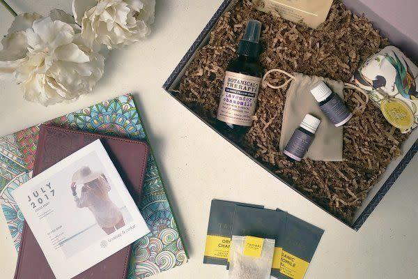 Starts at $46/month. Each box includes 6 to 7 luxury aromatherapy, beauty wellness and lifestyle products that are vegan, cruelty-free and healthy. Get <span>20 percent off with code <strong>BLACKFRIDAY20</strong></span> at checkout.