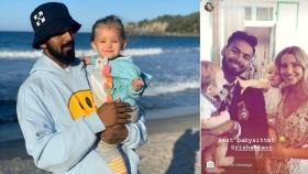 'The only role he had': Netizens troll Rishabh Pant after KL Rahul is spotted babysitting