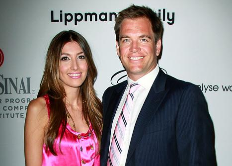 NCIS Star Michael Weatherly Welcomes Daughter Olivia