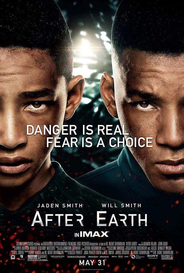 Columbia Pictures' 'After Earth' - 2013