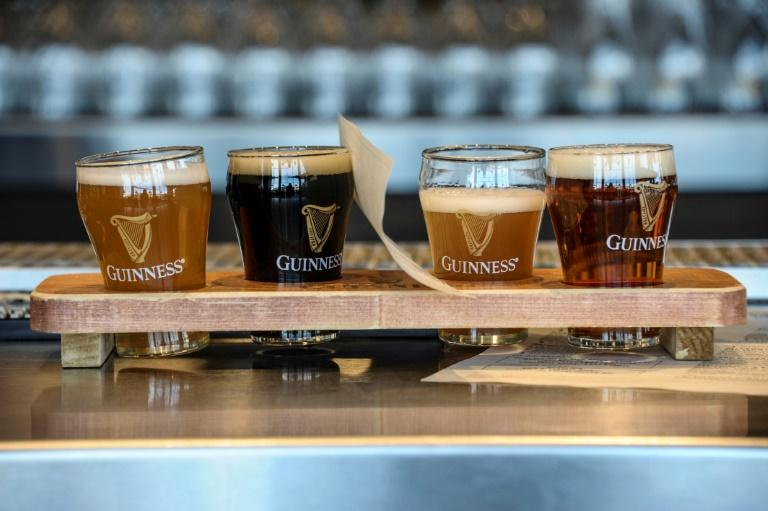 The Guinness brewery in Baltimore imports its iconic stout to serve, but in-house it produces a variety of more experimental beers