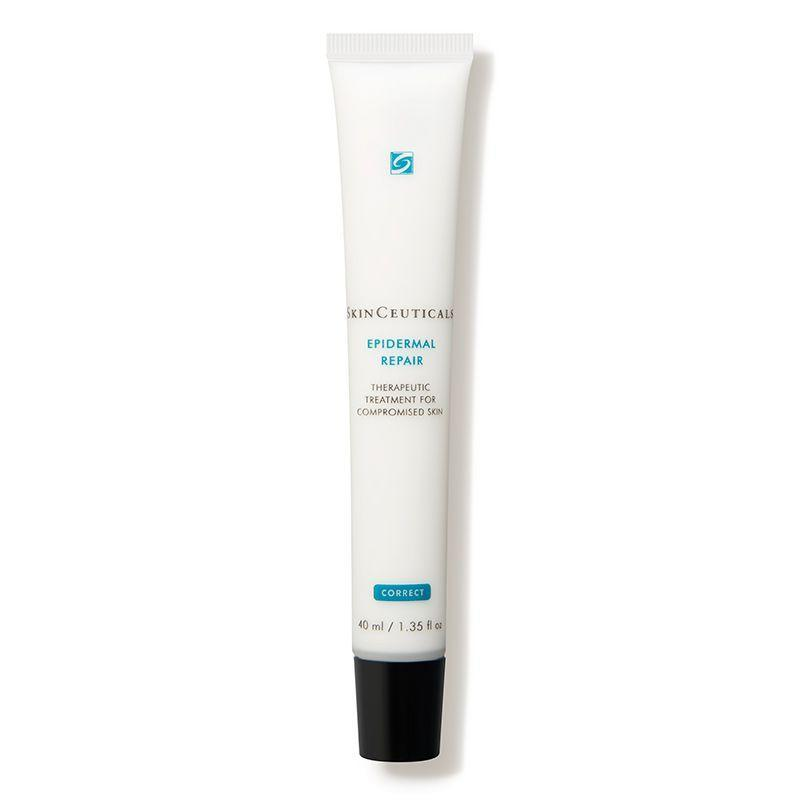 """<p><strong>SkinCeuticals</strong></p><p>dermstore.com</p><p><strong>$74.00</strong></p><p><a href=""""https://go.redirectingat.com?id=74968X1596630&url=https%3A%2F%2Fwww.dermstore.com%2Fproduct_Epidermal%2BRepair_20345.htm&sref=https%3A%2F%2Fwww.oprahdaily.com%2Fbeauty%2Fg36792186%2Fbest-products-for-acne-scars%2F"""" rel=""""nofollow noopener"""" target=""""_blank"""" data-ylk=""""slk:Shop Now"""" class=""""link rapid-noclick-resp"""">Shop Now</a></p><p>If you're genetically prone to scarring, as Linkner details above, the key is to treat acne with a product that can promote healing and reduce the likelihood that a scar will be left behind. That's where this product comes in handy: Formulated with beta glucan and gotu kola extract, it promotes barrier repair so skin remains healthy and uncompromised.</p>"""