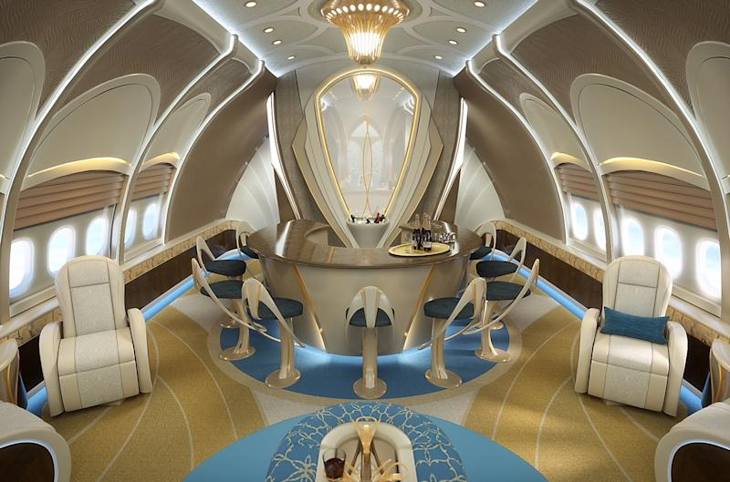 singapore airshow no request too crazy to handle for luxury plane
