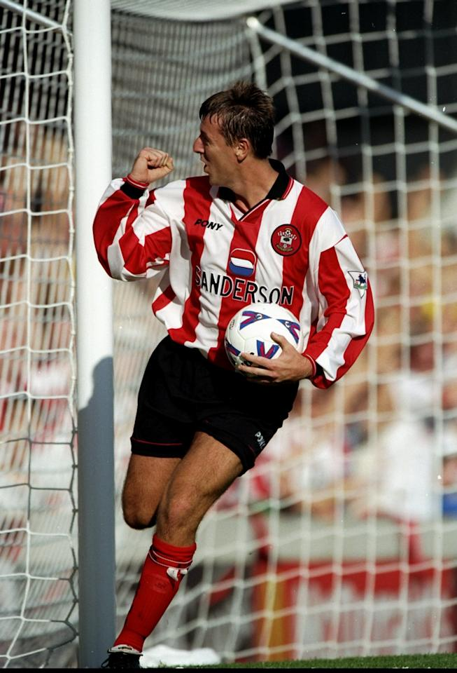 <p>One club wonder Le God weaved all his magic for Southampton. </p>
