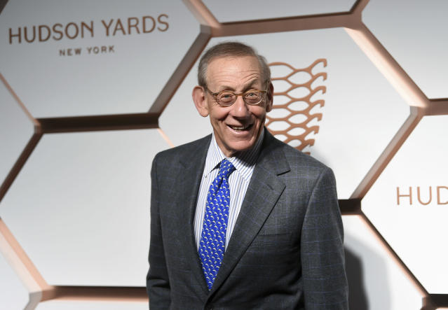 Dolphins owner Stephen Ross remains steadfast in his belief that he can be supportive of President Donald Trump and serve as catalyst for remedying racial injustice and improving opportunities for minorities. (AP)