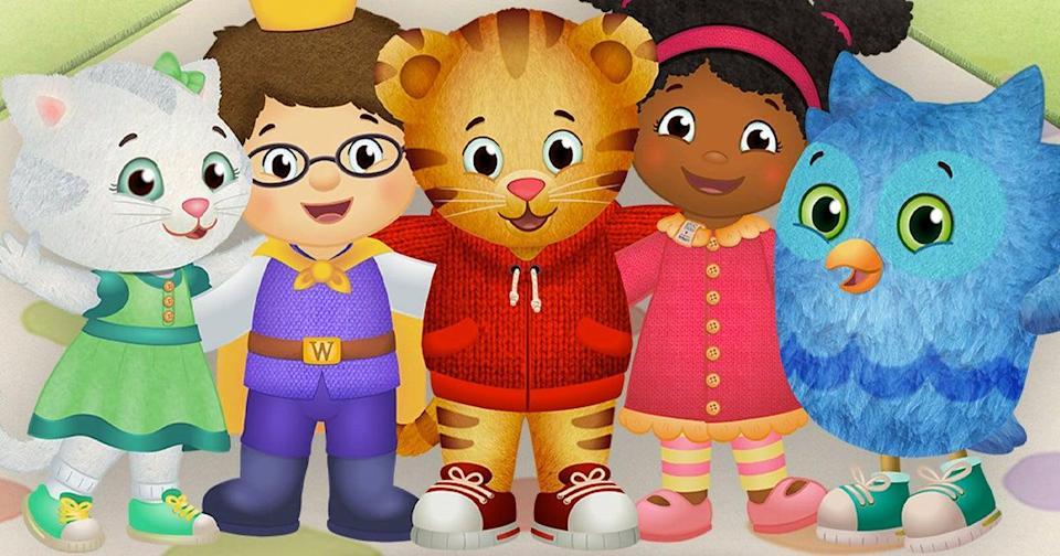 How And When To Watch The New Season Of Daniel Tiger S Neighborhood This Week