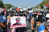 The Myanmar military has increasingly cracked down on anti-coup protests that have swelled across the country