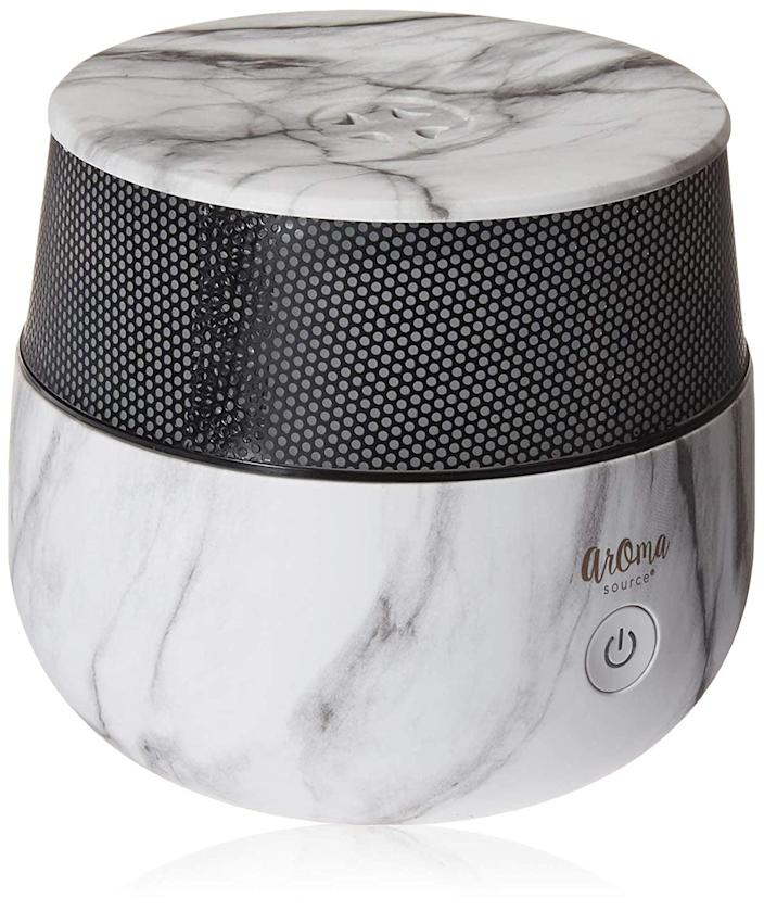 <p>For a special at-home spa experience, try this <span>SpaRoom Mysto Ultrasonic Essential-Oil Diffuser</span> ($29, originally $40).</p>