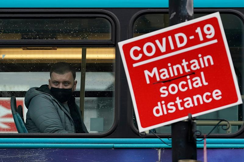 Under a new three-tier system, English cities will be subject to lockdown measures corresponding with the severity of covid-19 outbreaks in their areas (Getty Images)