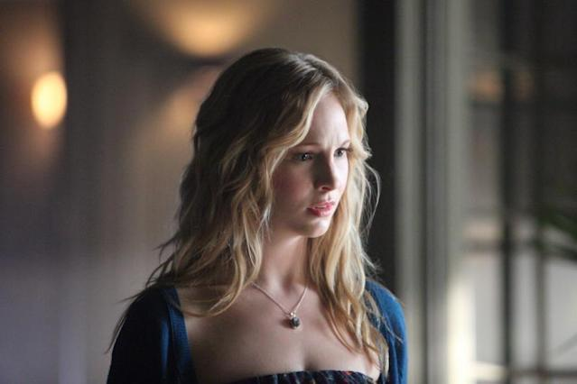 """American Gothic"" -- Candice Accola as Caroline"