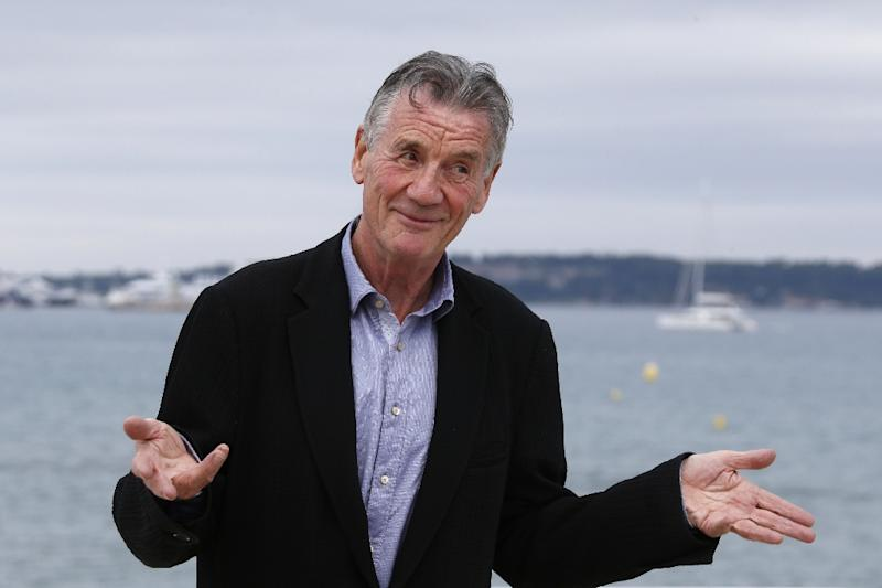 """Michael Palin will play a minor role in """"The Death of Stalin"""", which recounts the chaotic power struggles in the Kremlin to replace the dictator who died in 1953"""
