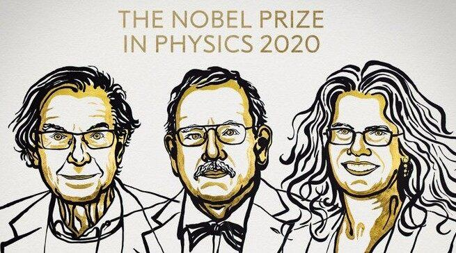 Nobel Prize in Physics 2020 Winners: Roger Penrose, Reinhard Genzel and Andrea Ghez Receive The Honour For Their Discoveries on Black Hole