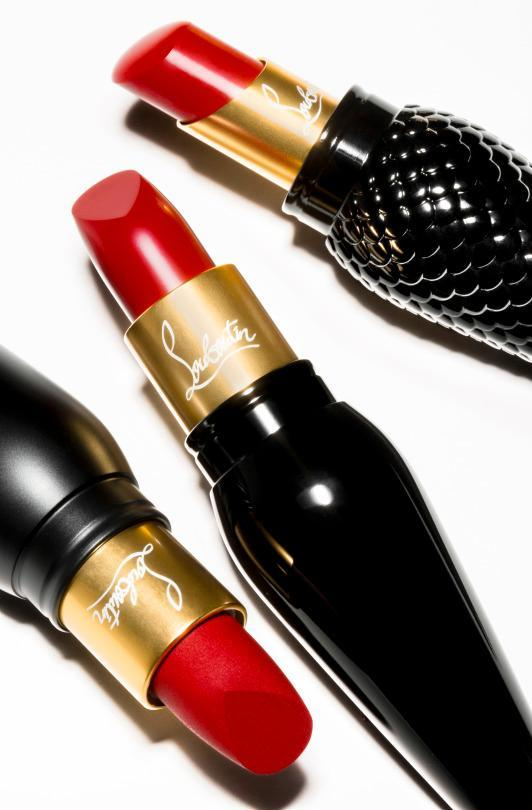 Christian Louboutin Wants You to Wear New $90 Signature Red Lipstick Around  Your Neck