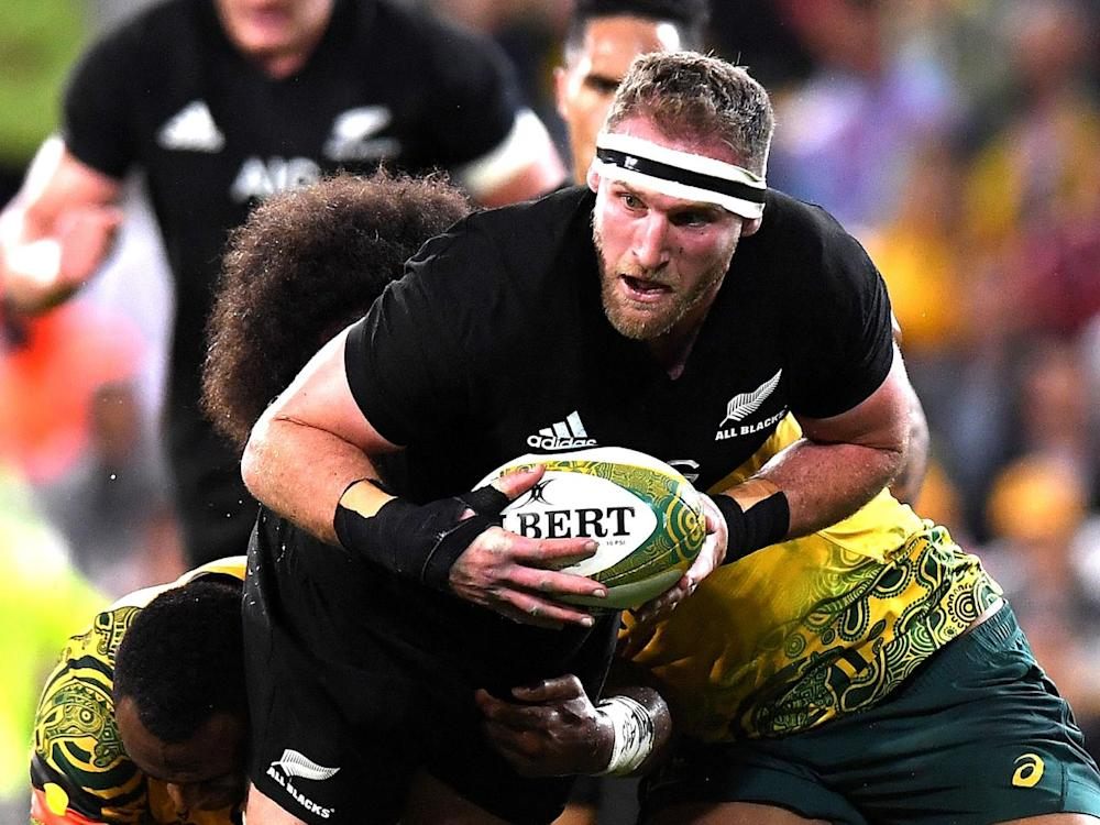 The All Blacks suffered defeat last time out against Australia (Getty)
