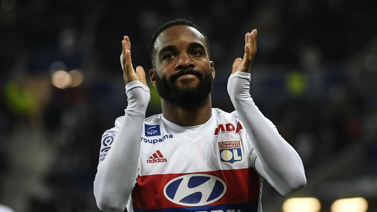 The France international's move to Atletico Madrid could be revived in January, but the Lyon president insists that will not happen until January