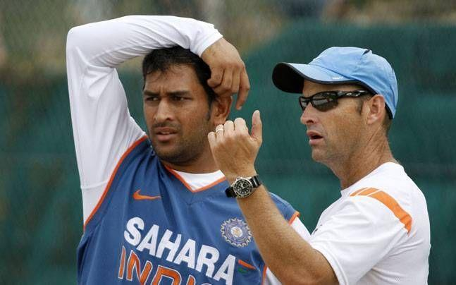 MS Dhoni and Gary Kirsten won the 2011 World Cup together