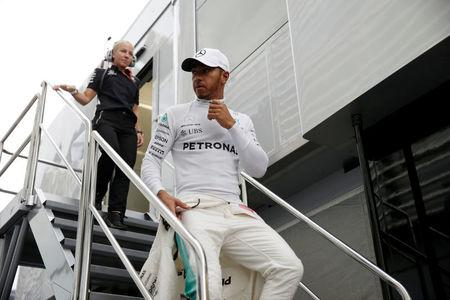 Lewis Hamilton takes record-breaking 69th POLE at Italian Grand Prix