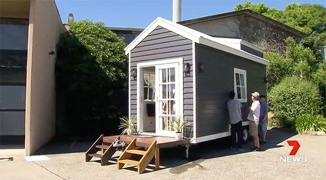 This home sold for less than $60,000. Source: 7 News