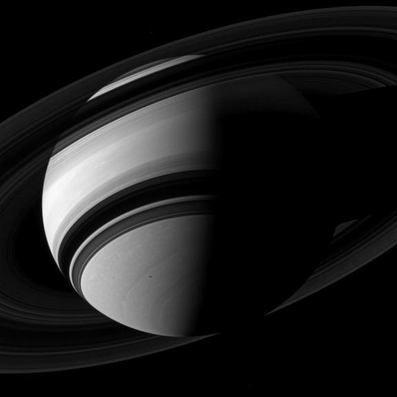 Saturn's Age-Defying Secret Discovered