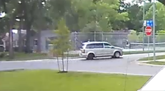 Police in Prairie Village, Kansas, are asking for the public's help in locating this suspect vehicle in a shooting.