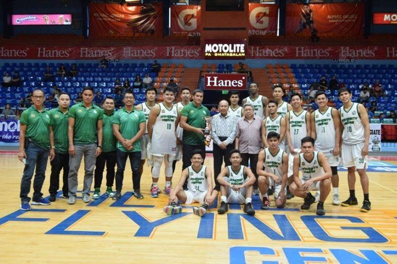 UV snags 3rd place in PCCL
