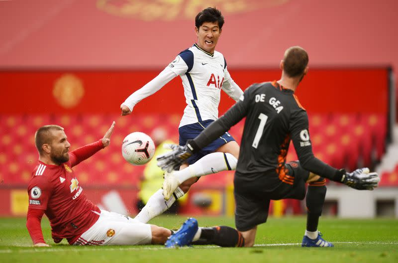Son drives Spurs to the top of South Korean popularity stakes