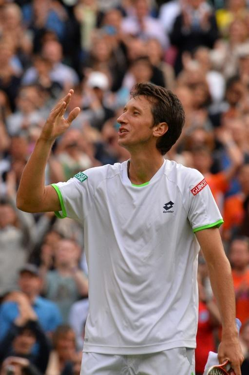 'Beat two Federers': Sergiy Stakhovsky celebrates his 2013 win
