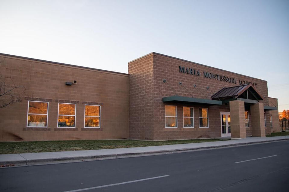 Maria Montessori Academy in North Ogden (The Standard-Examiner via AP)