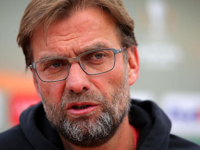 Klopp said it was 'difficult' to understand what had happened: Getty
