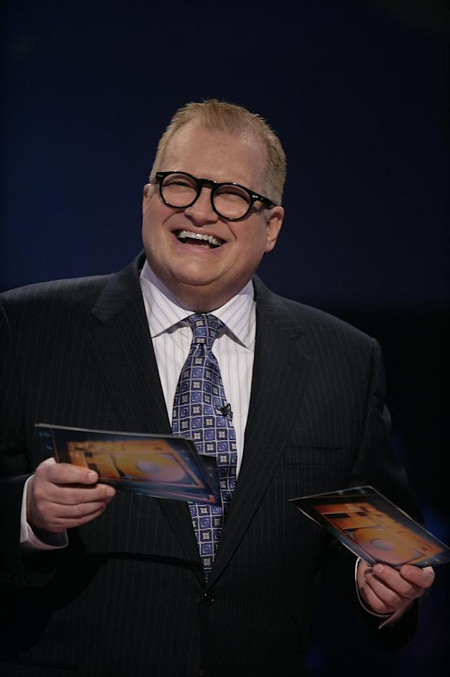 Comedian Drew Carey hosts the new game show Power of 10.
