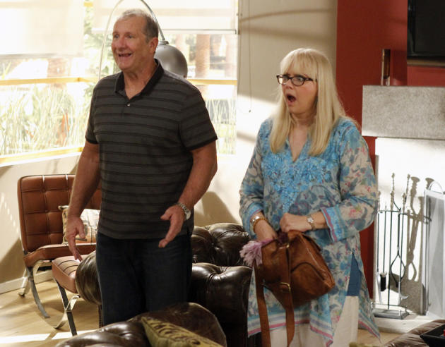 'Modern Family's' 'The Wedding' Finale: Where Was Shelley ...