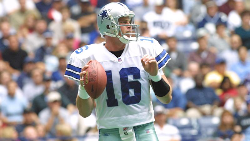 Ex-NFL quarterback Leaf arrested on domestic charge