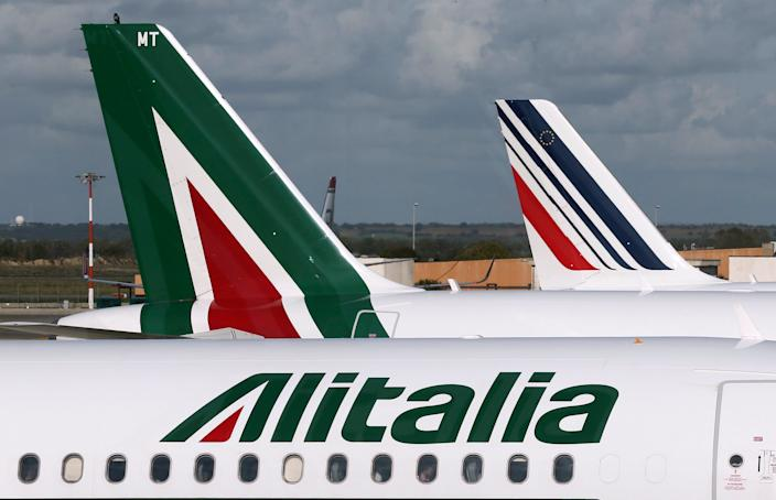 Alitalia flew 40 passengers from the Italian regions affected by coronavirus back from the East African country of Mauritius after that country said they'd have to enter local quarantine.