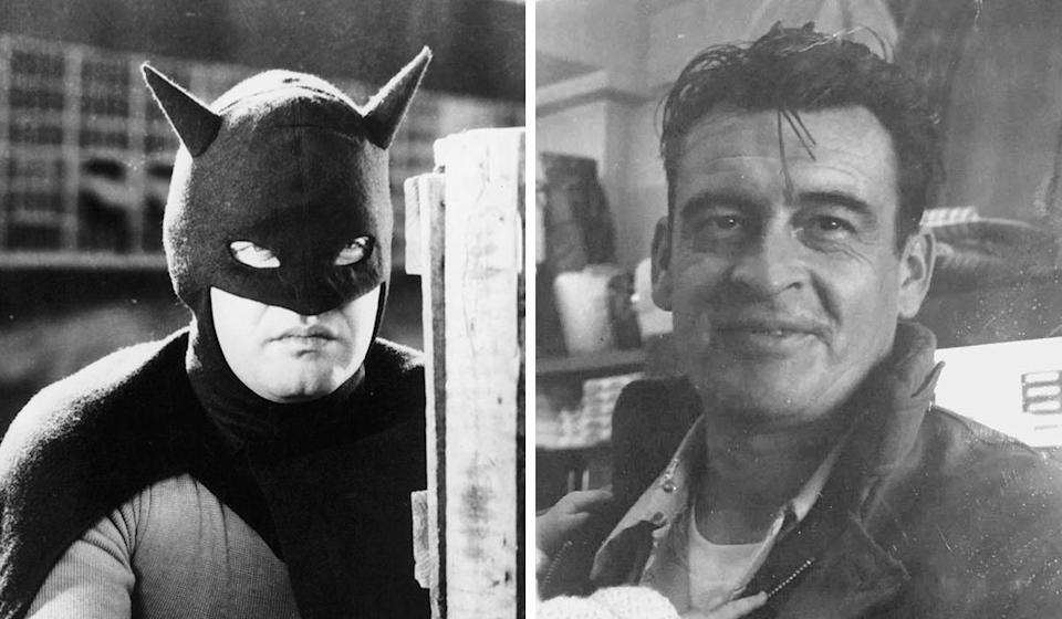 <p>This beefy performer was first actor to ever play Batman on-screen. He was 23 at the time and ended up retiring from showbiz to work in the food industry in 1954. His son Michael G. Wilson now oversees the James Bond franchise alongside Barbara Broccoli. </p>