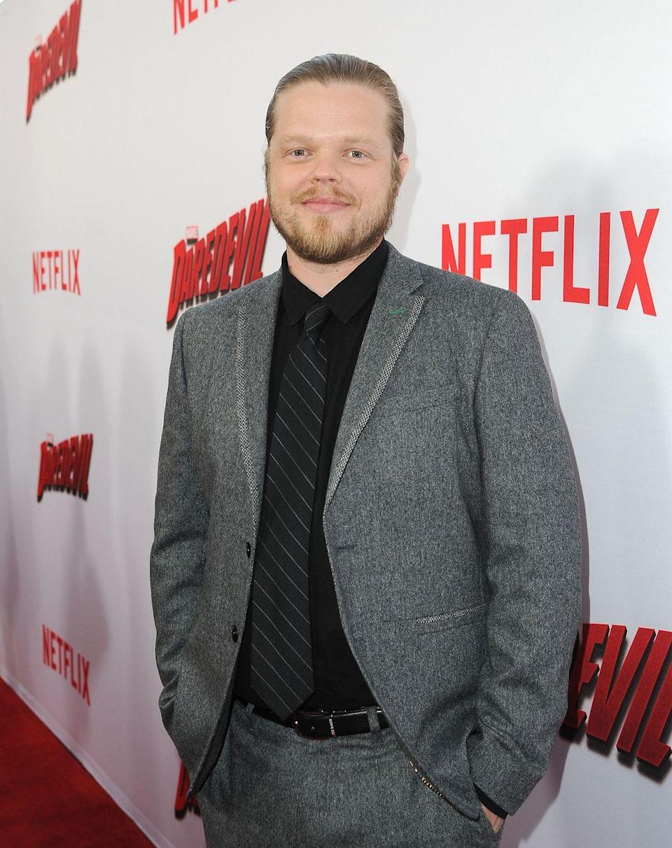 <p>Most recently, Elden starred as Foggy Nelson in Netflix's original series <em>Daredevil</em>, where he played the best friend and legal partner of the main character, Matt Murdock. He was also part of <em>The Hunger Games</em> franchise.</p>