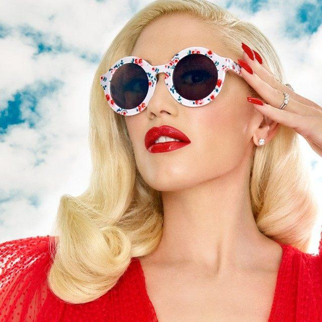 33ae3c12173 Gwen Stefani on Her New Eyewear Collection and Plans For New Music ...