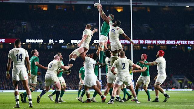 Ireland halted New Zealand's record run last year and they get the chance to do the same to England in Dublin this weekend.