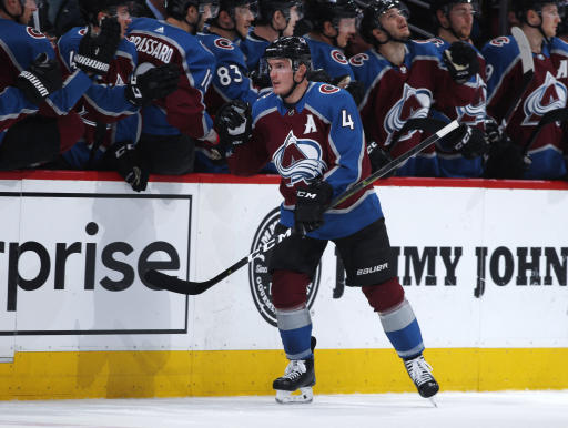 Avalanche trade Barrie, Kerfoot to Maple Leafs for Kadri, Rosen