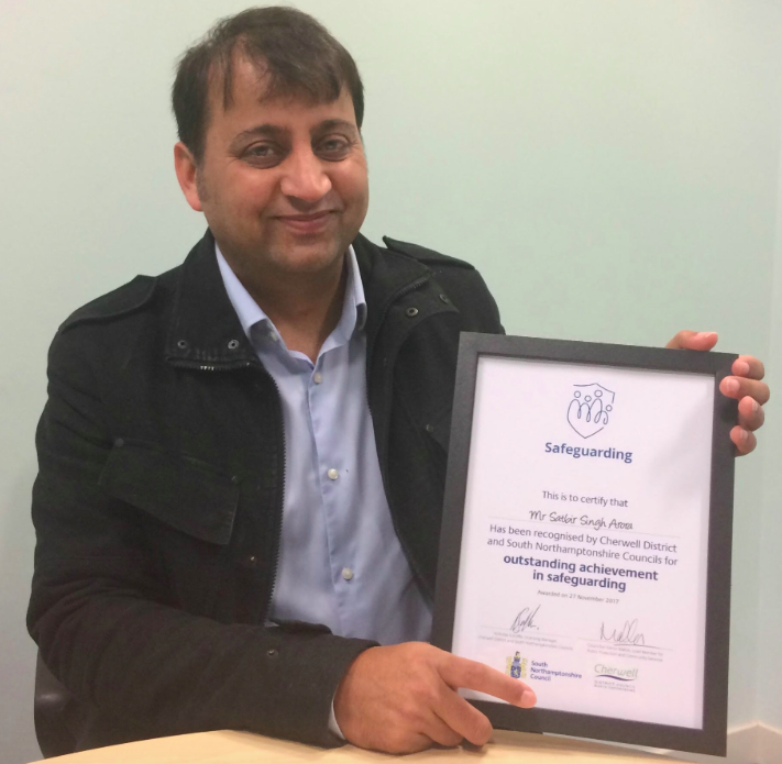 <em>Mr Arora received safeguarding training from the council just months before the incident (SWNS)</em>