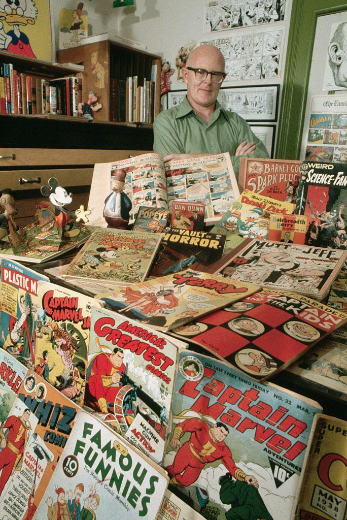 """<p>Of course, as with anything, rare comic books hold more value than common editions. In fact, a rare copy could be worth millions. But don't fret: More common books could still make you hundreds. Not too bad.</p><p><strong>What it's worth: </strong><a href=""""https://www.mentalfloss.com/article/565955/rare-comic-books-worth-fortune"""" rel=""""nofollow noopener"""" target=""""_blank"""" data-ylk=""""slk:Up to several million"""" class=""""link rapid-noclick-resp"""">Up to several million</a></p>"""