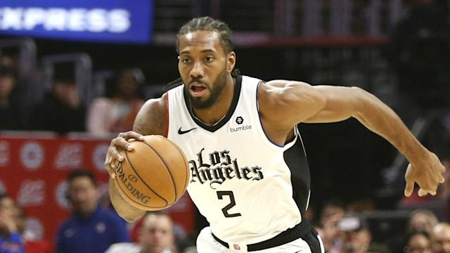 The Los Angeles Clippers scored 150 points for the second time this season and Kawhi Leonard thinks they have serious potential.