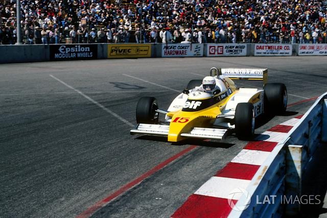 "1981: Renault RE20B <span class=""copyright"">Sutton Motorsport Images</span>"