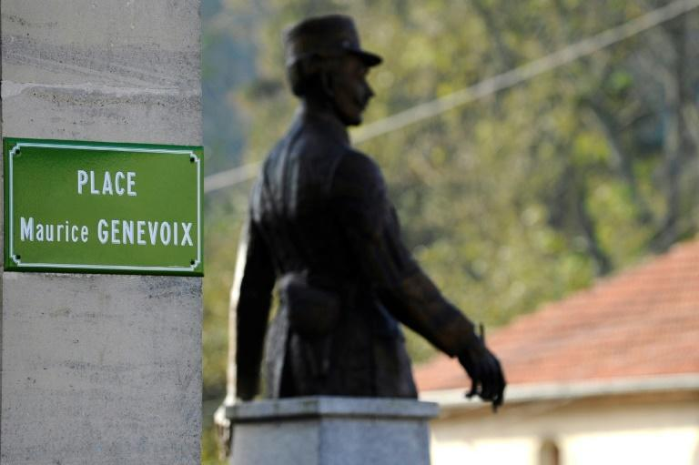 Maurice Genevoix Genevoix participated in the battle of the Marne and the march on Verdun