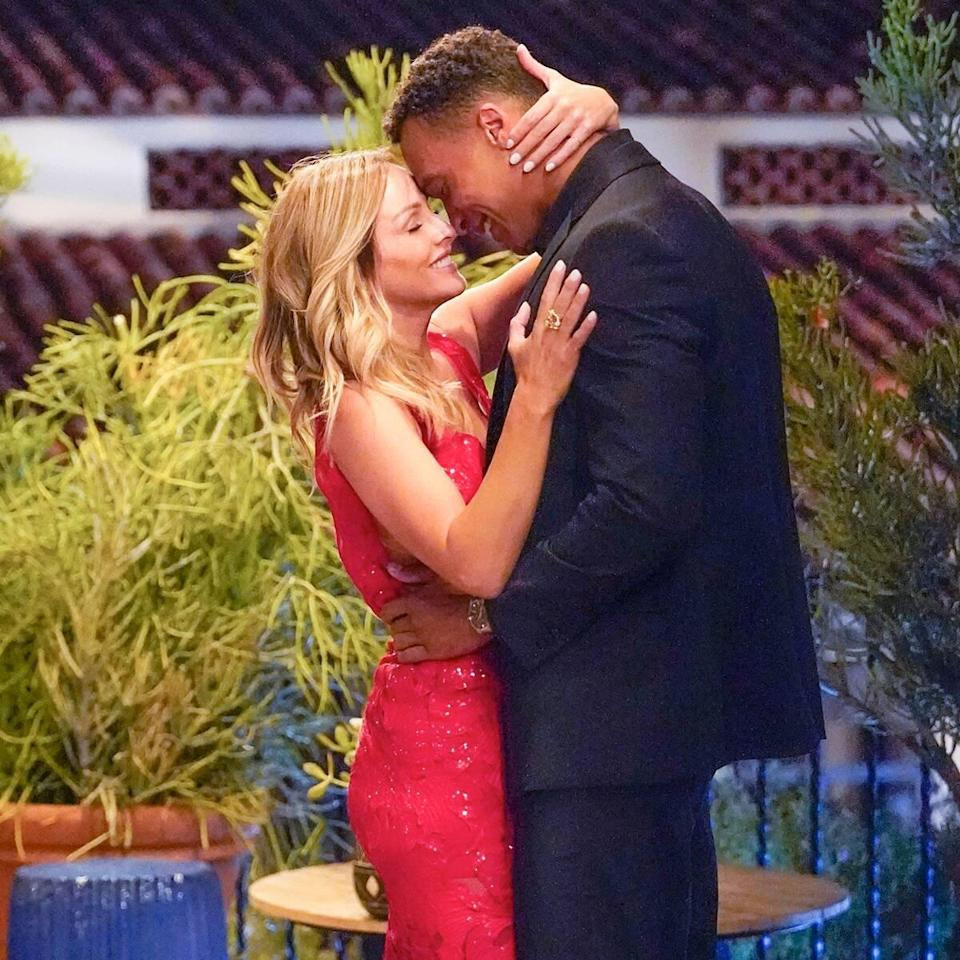 The Bachelorette 's Clare Crawley and Fiancé Dale Moss Fire Back at Critics of Their Relationship