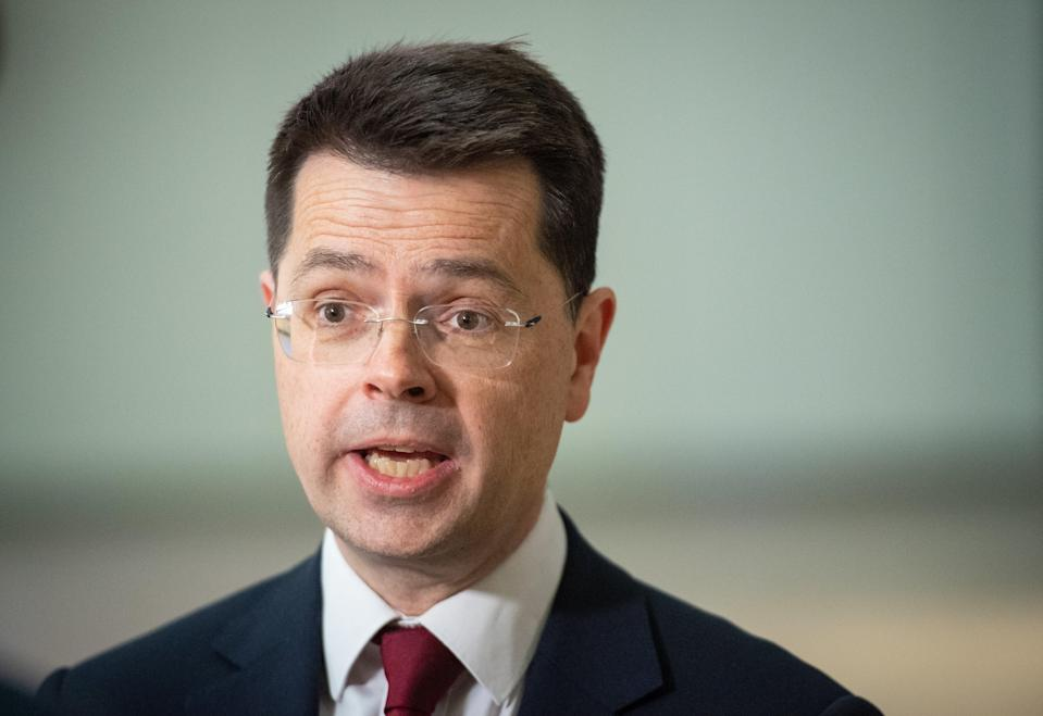 James Brokenshire (PA Wire)